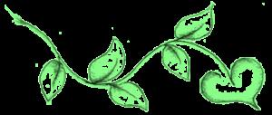 Hjerteblomst-gron